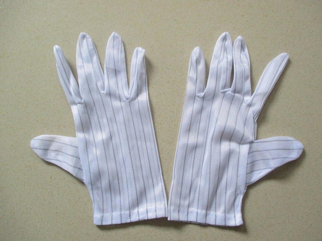Găng tay vải poly