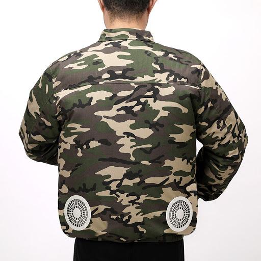 áo điều hòa 3