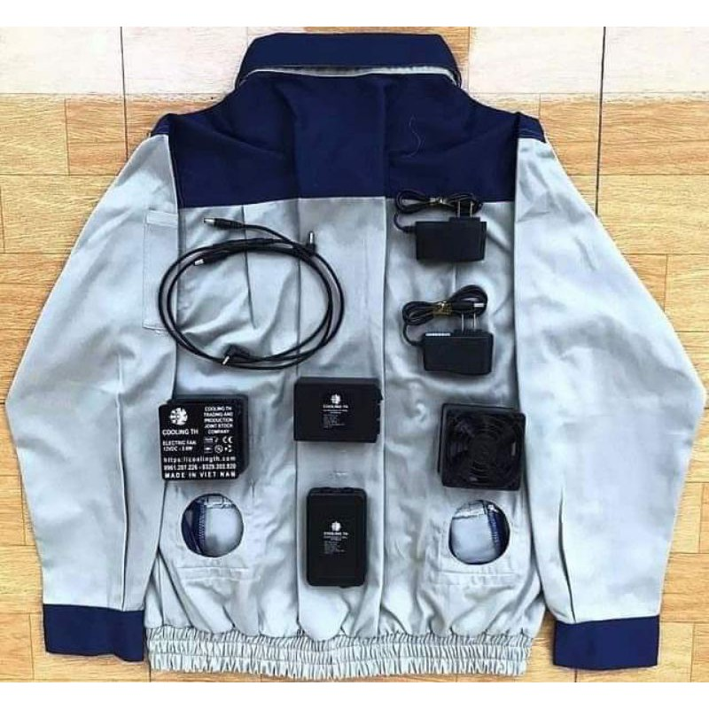 áo điều hòa 4