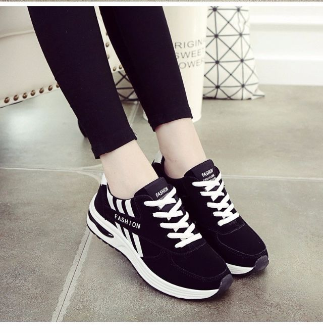 Cách giấu dây giày (2)