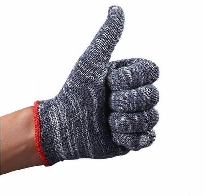 Găng tay sợi len giá rẻ