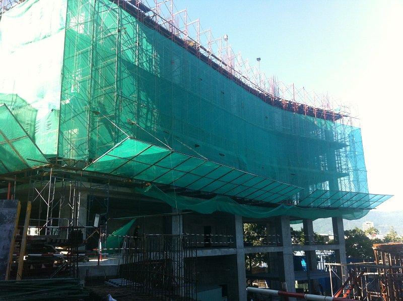 lưới xây dựng tại Hà Nội 01