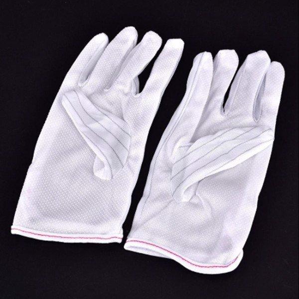 Găng tay chống tĩnh điện phủ hạt PVC