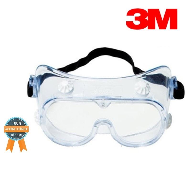 Kính bảo hộ 3M Goggle 334