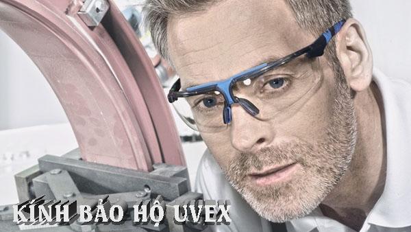Kính bảo hộ Uvex