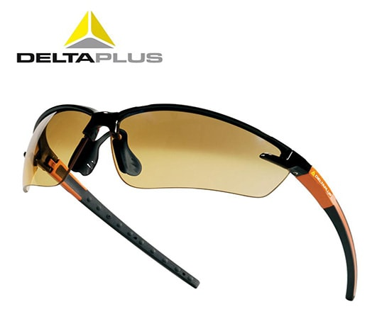 Kính bảo hộ chống bụi Deltaplus Fuji2 Gradient