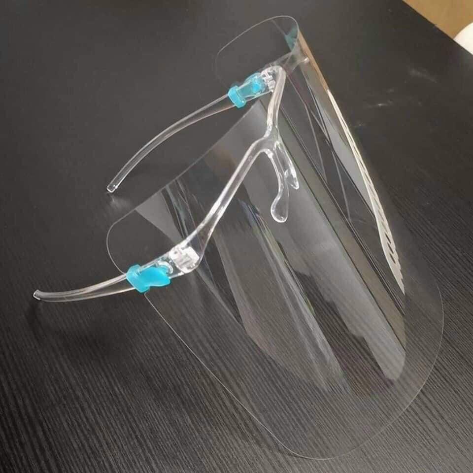 Kính chống giọt bắn trong suốt (đeo mắt)