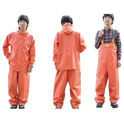 Bộ quần áo mưa Hàn Quốc đi biển