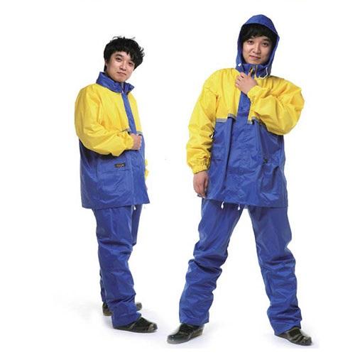 Bộ quần áo mưa Hàn Quốc siêu nhẹ