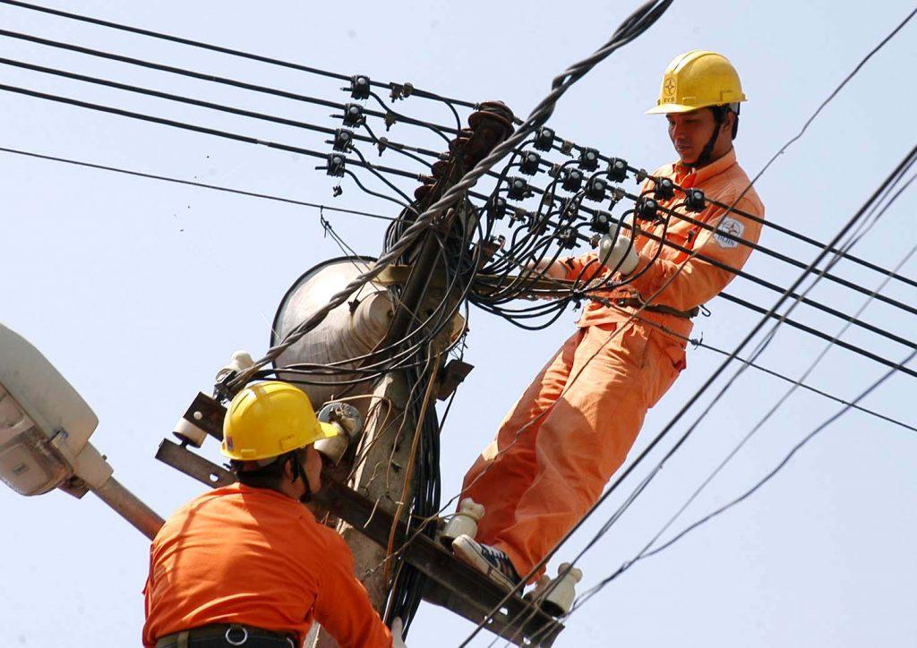 dây an toàn điện lực