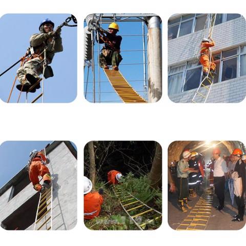 Hướng dẫn sử dụng thang dây thoát hiểm an toàn