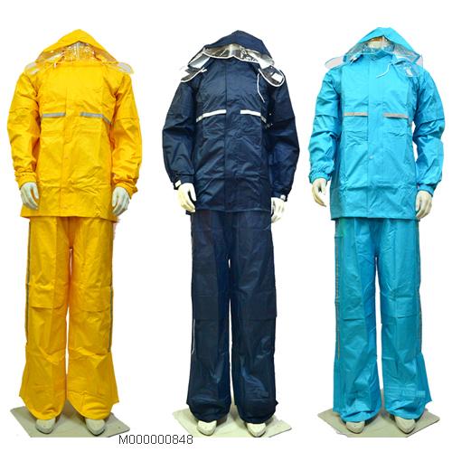 quần áo mưa bộ hàn quốc có phản quang